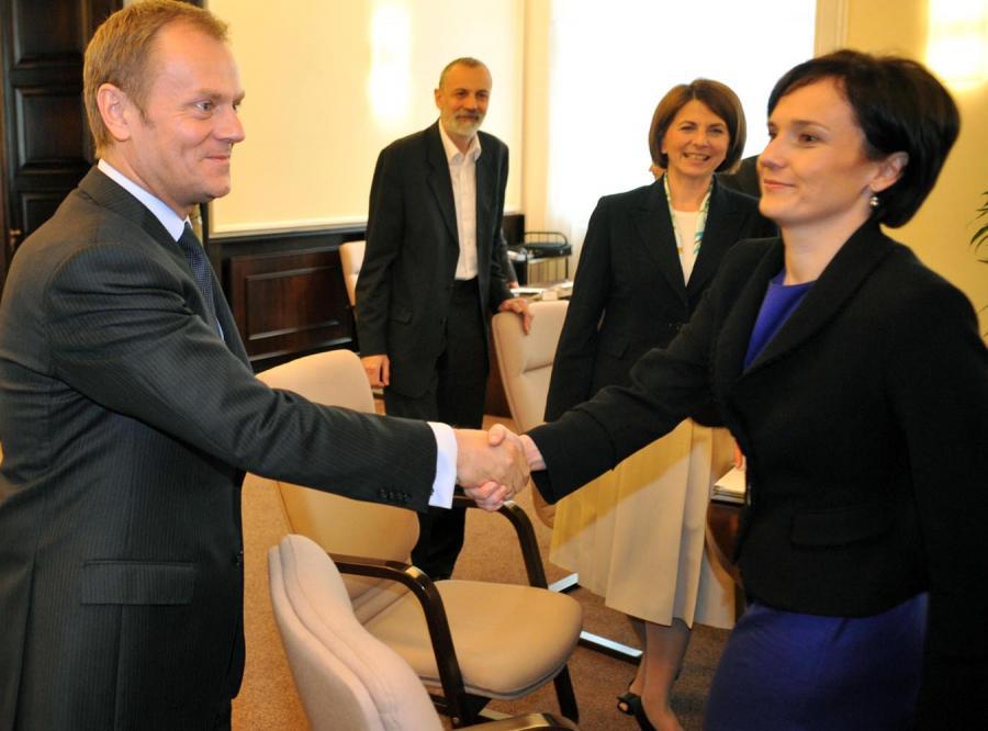 Rzeczniczka rządu Agnieszka Liszka odchodzi, bo miała dość złej atmosfery?