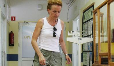 Żona poparzonego dziennikarza wróci mu zdrowie domowymi obiadami