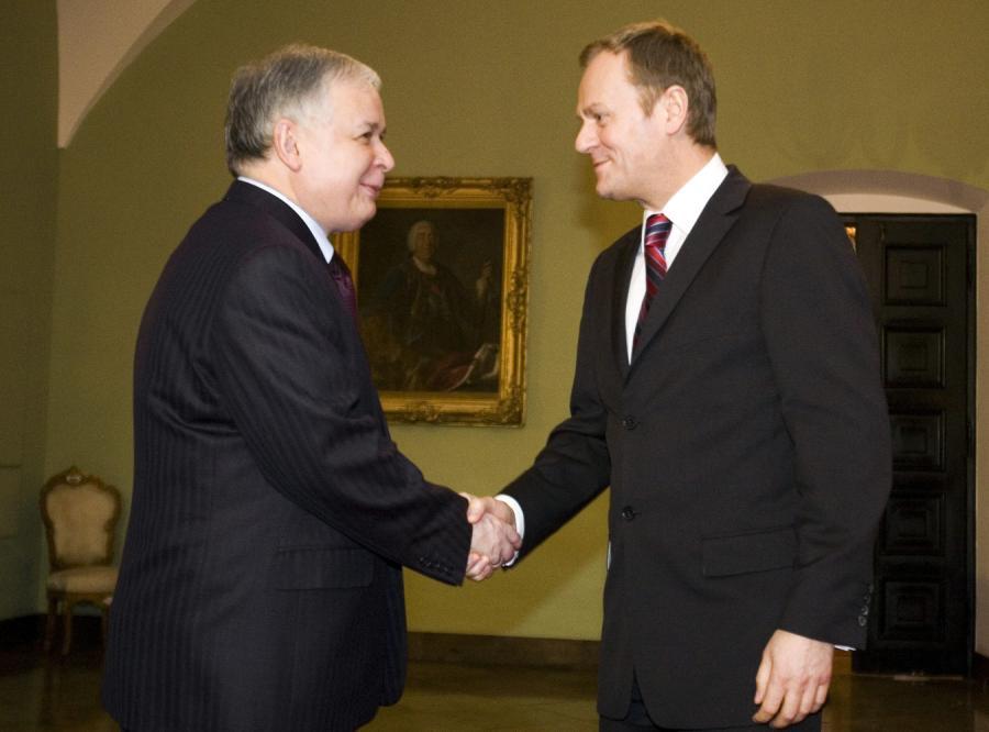 Prezydent dla Tuska odwołał wyjazd do Gruzji