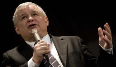 To śmieszne, że Tusk poucza prezydenta - uważa Jarosław Kaczyński