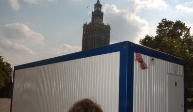 W Warszawie ruszyły prace nad projektem żłobków kontenerowych
