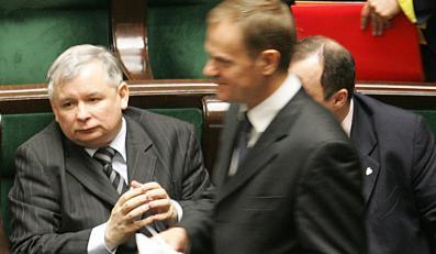 Kaczyński: Tusk nie nadaje się do rządzenia