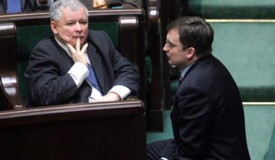 Ziobro pokazał Kaczyńskiemu sensacyjne akta