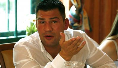 Michalczewski usłyszał prokuratorski zarzut udziału w pobiciu