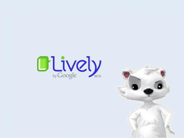 Lively, czyli Second Life w wersji Google