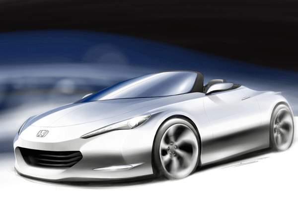 OSM - gliniana Honda bez dachu