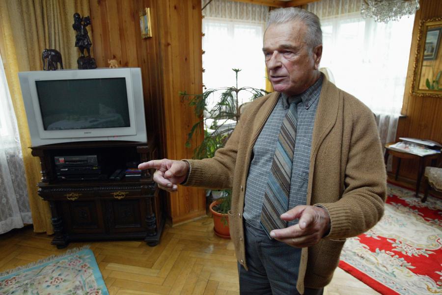 Kiszczak zerwał telewizyjny wywiad