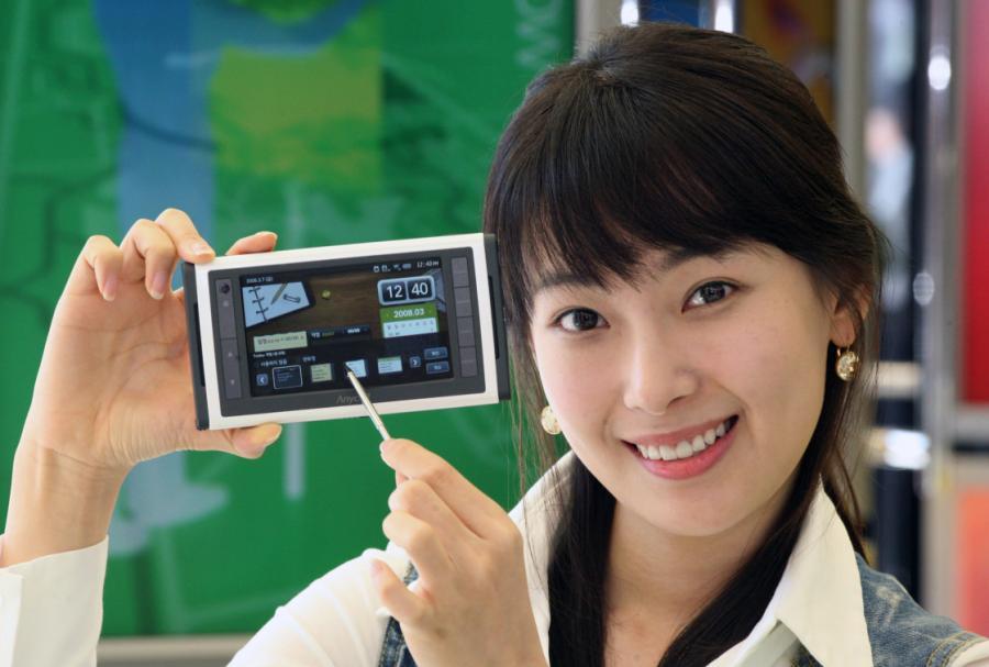 Internet do 50 megabitów w nawigacji GPS