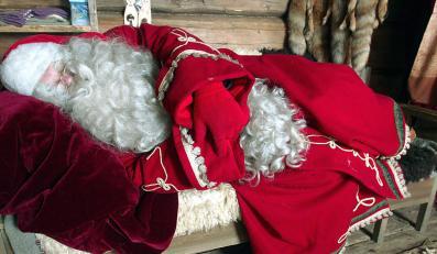 Święty Mikołaju: tylko nie skarpetki!