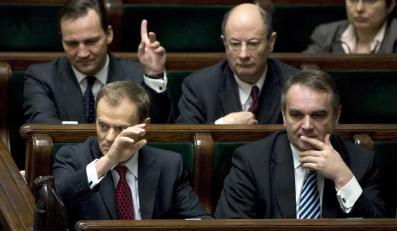 Finansowanie partii pogrzebie rząd Tuska?