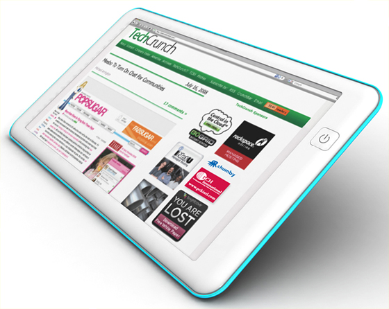 Tani tablet internetowy dla ludu?
