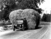 Farmerzy z przyjemnością korzystali z mechanicznych koni forda