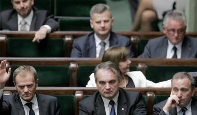 Ministrowie nagminnie opuszczają głosowania