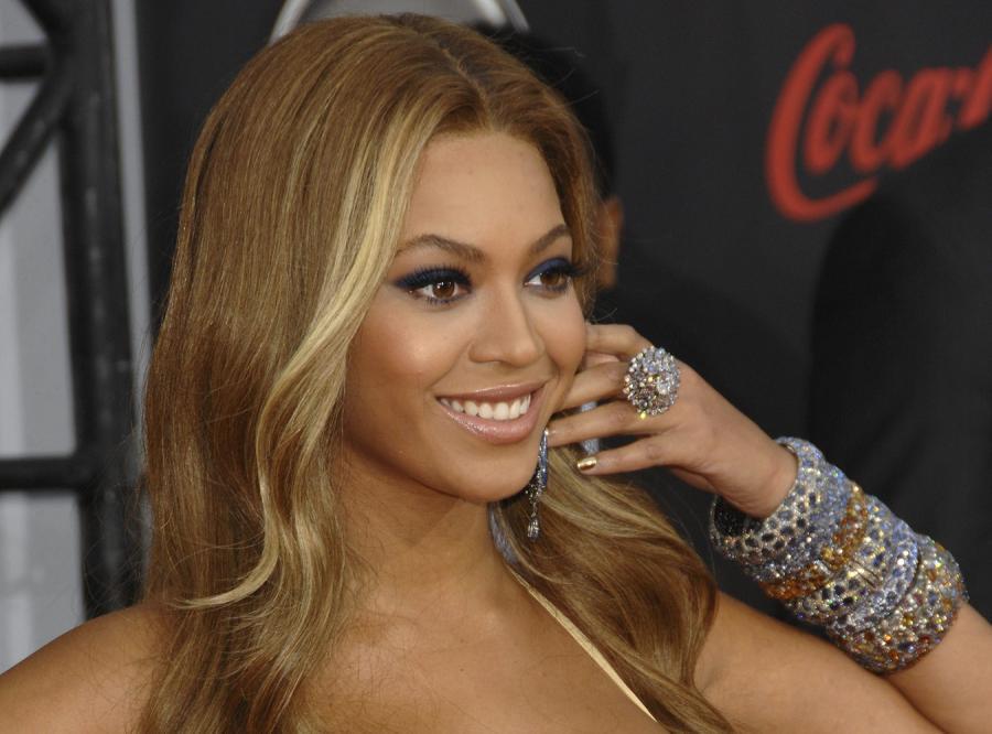 Beyonce lubi przesadzać
