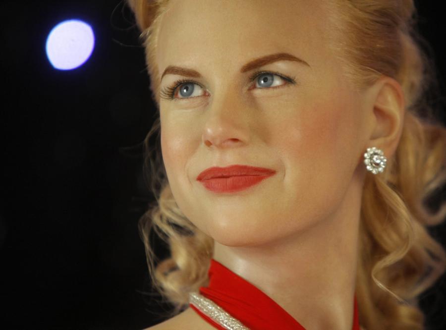 Woskowa figura Nicole Kidman stanęła w muzeum Madame Tussaud\'s
