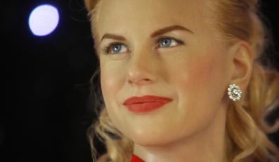 Woskowa figura Nicole Kidman stanęła w muzeum Madame Tussaud's