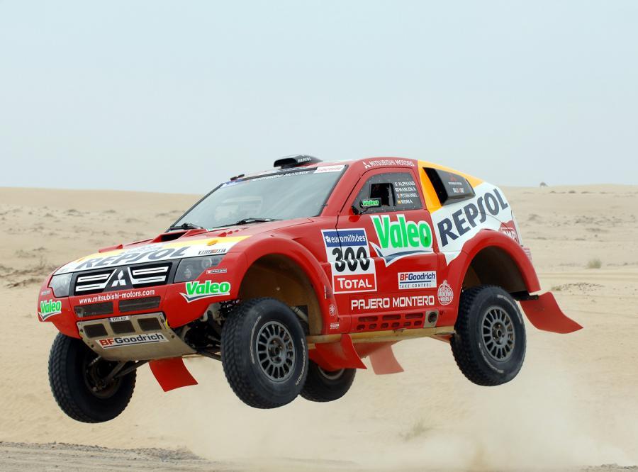 Rajd Dakar 2009 w Ameryce Południowej