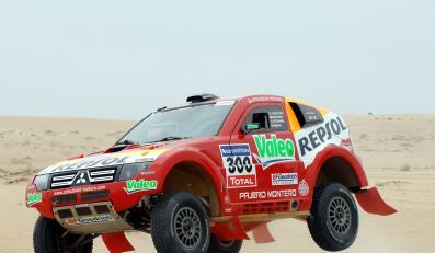Dakar - najtrudniejszy maraton pod słońcem, ikona rajdów terenowych