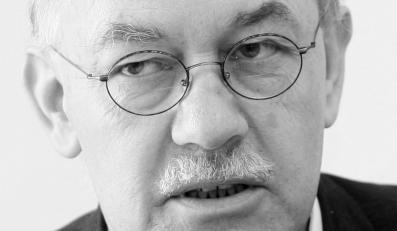 Krzemiński: Nie toleruję dowcipów o blondynkach
