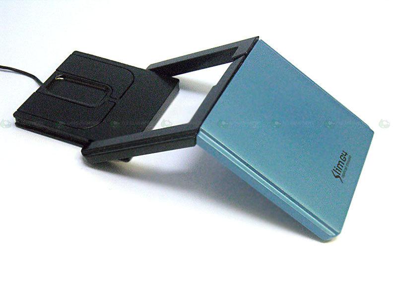 Kompaktowa mysz w sam raz dla biznesmena