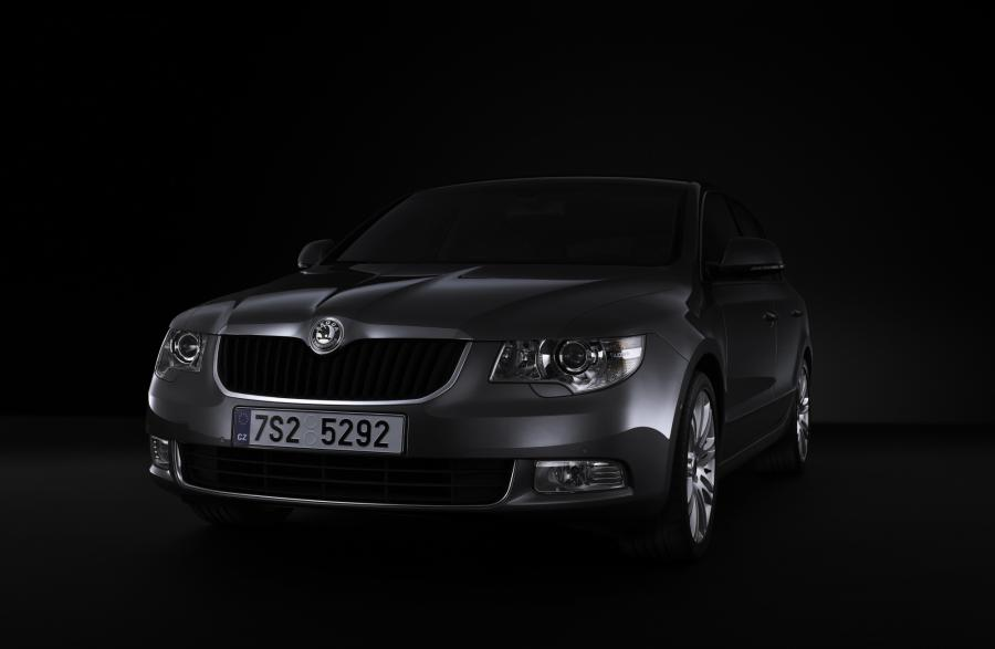 Oto nowa skoda superb
