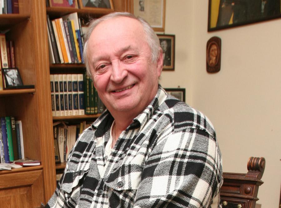 Bohdan Łazuka opowiada swoją prawdziwą historie