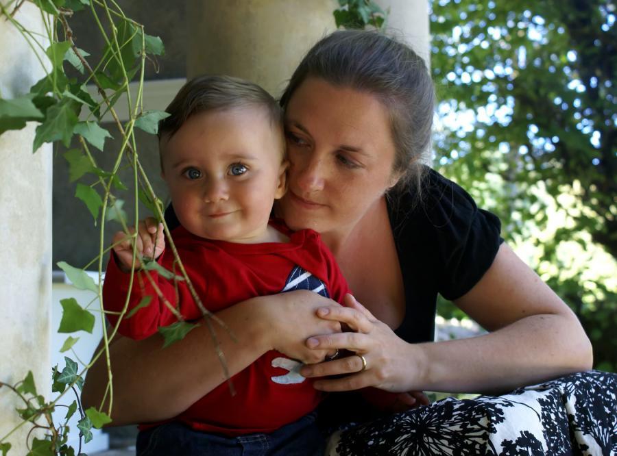 Otyłość zagraża dziecku