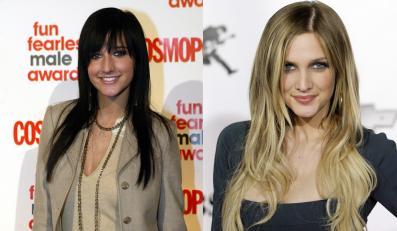 Ashlee Simpson przed i po operacji