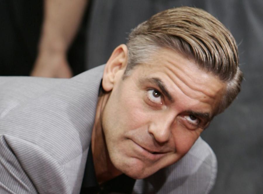 George Clooney - najgorętsza męska partia świata!