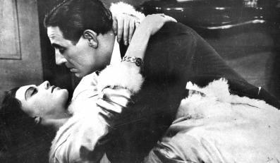 """""""Mocny człowiek"""", reżyseria Henryk Szaro, rok prod. 1929"""