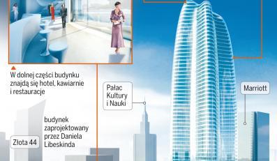 250-metrowy gigant ma być wyższy od Pałacu Kultury i Nauki