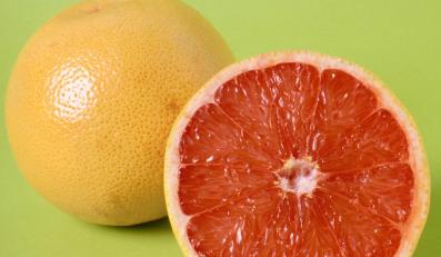 """Rajski owoc cytrusowy"""