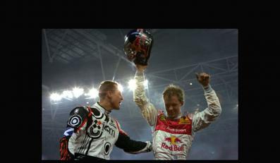Mattias Ekstrom Michael Schumacher, wielcy zwycięzcy