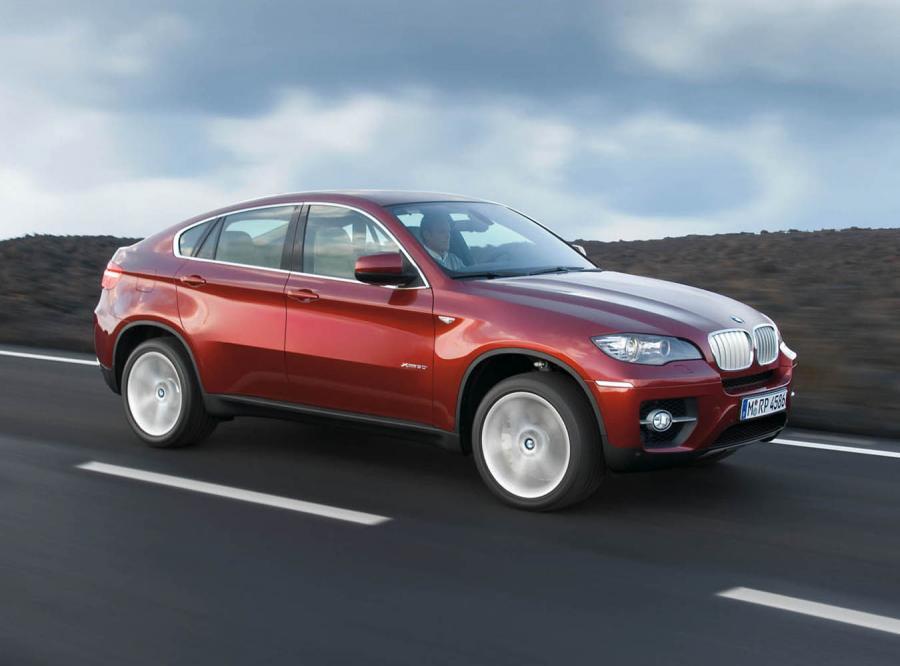 BMW X6 to auto klasy SAC - tajemniczy skrót oznacza Sport Activity Coupe