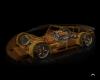 Chłodzenie silnika i rozżarzonego wydechu rozwiązano specjalnymi wlotami powietrza