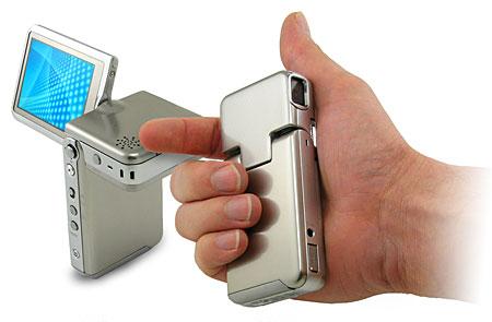 Pancerna kamera na karty SD okryta stalowym płaszczem