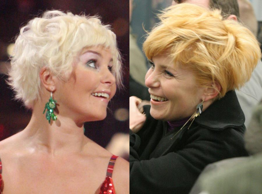 Ewa Szbatin zmieniła kolor włosów!