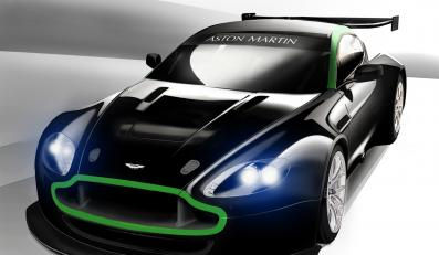 Aston Martin ujawnił wizję wyczynowego vantage GT2