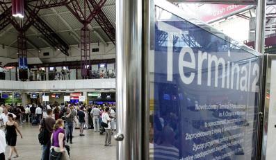 Nowy terminal nie rozwiąże problemów Okęcia