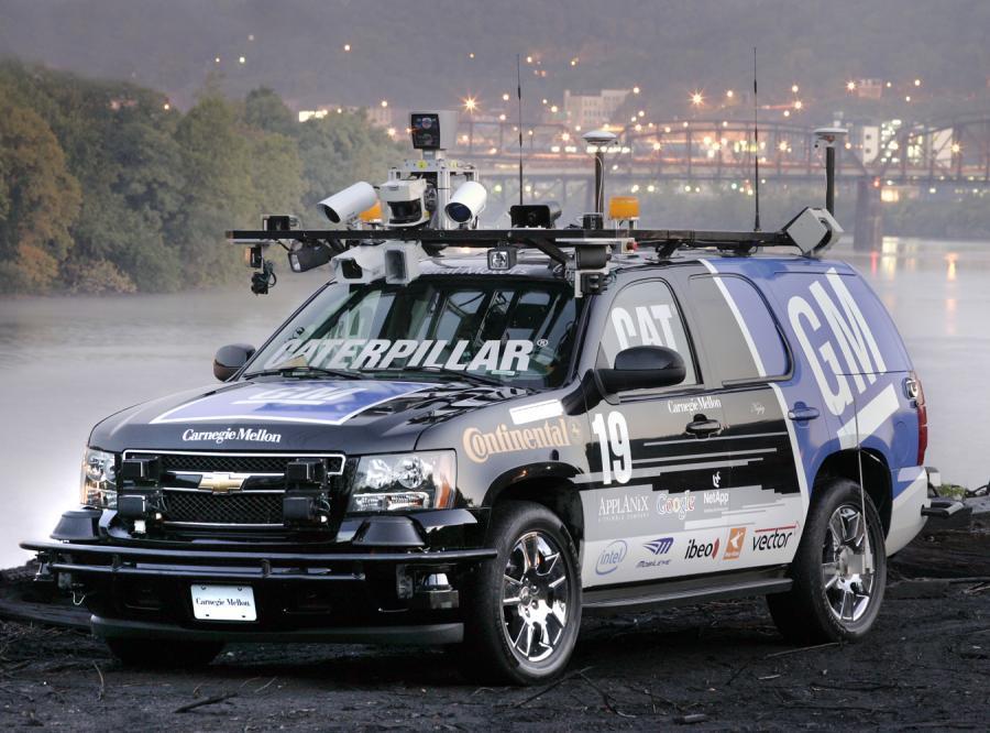 General Motors zamierza wypuścić takie auta-roboty na drogi